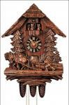 Holzschleifer Uhr 50 cm