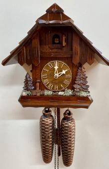 Schwarzwaldhaus 25 cm
