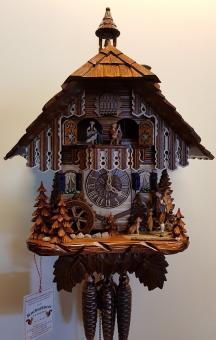 Schwarzwaldhaus 1-Tage Musik 40 cm