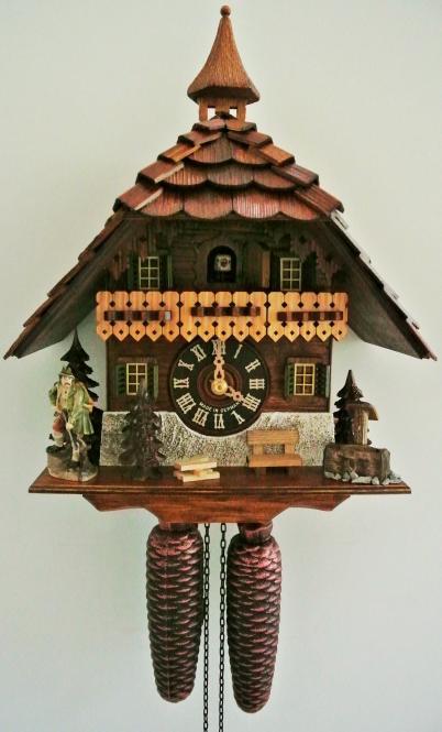 Schwarzwaldhaus 30 cm