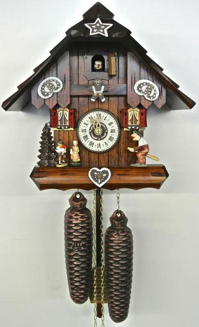 Lebkuchenhaus / Pfefferkuchenhaus 25 cm